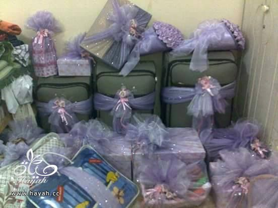 طرق لتزيين حقائب جهاز العروس hayahcc_1442127398_235.jpg