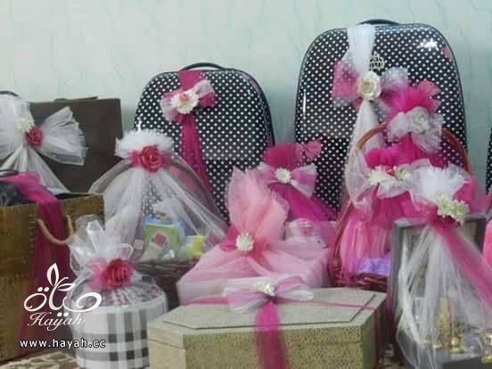 طرق لتزيين حقائب جهاز العروس hayahcc_1442127398_365.jpg