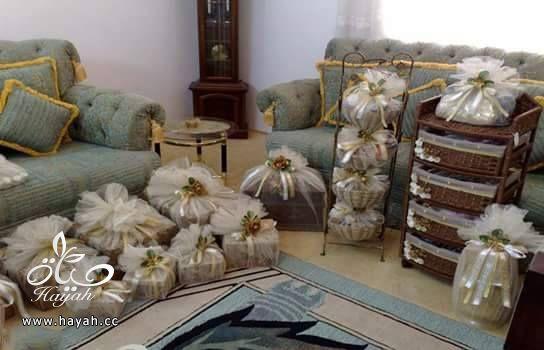 طرق لتزيين حقائب جهاز العروس hayahcc_1442127398_402.jpg