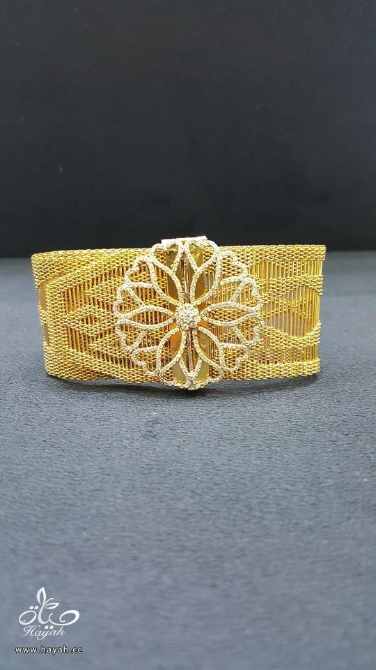 أساور من الذهب بأشكال تحفة hayahcc_1442735055_437.jpg