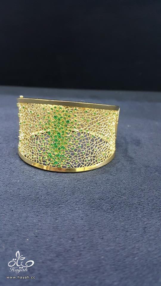 أساور من الذهب بأشكال تحفة hayahcc_1442735055_595.jpg