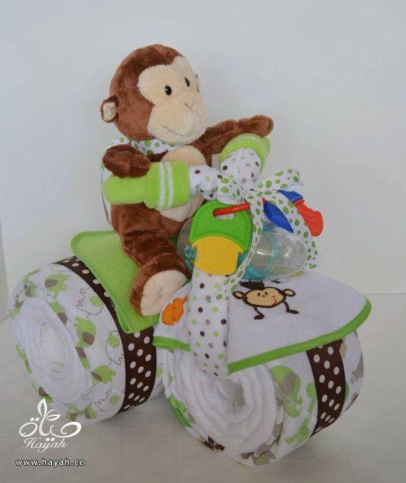 عمل دراجة من الحفاضات hayahcc_1442943578_670.jpg