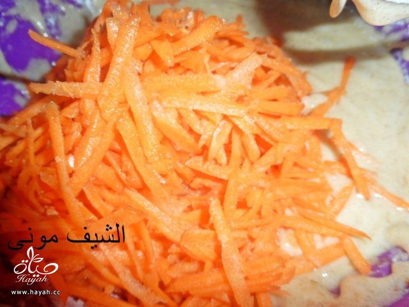 كيكة الجزر من مطبخ الشيف مونى بالصور hayahcc_1445252904_874.jpg