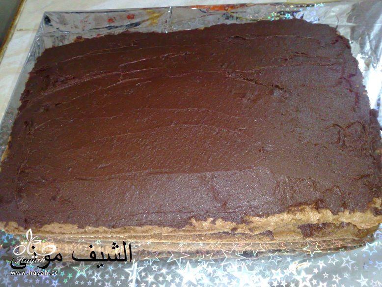 تورتة عيد ميلاد بسيطة وشيك بجناش الشوكولاته للمبتدئات من مطبخ الشيف مونى بالصور hayahcc_1447846404_207.jpg
