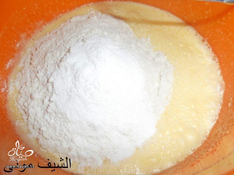 كيكة الذرة من مطبخ الشيف موني بالصور hayahcc_1455162697_931.jpg