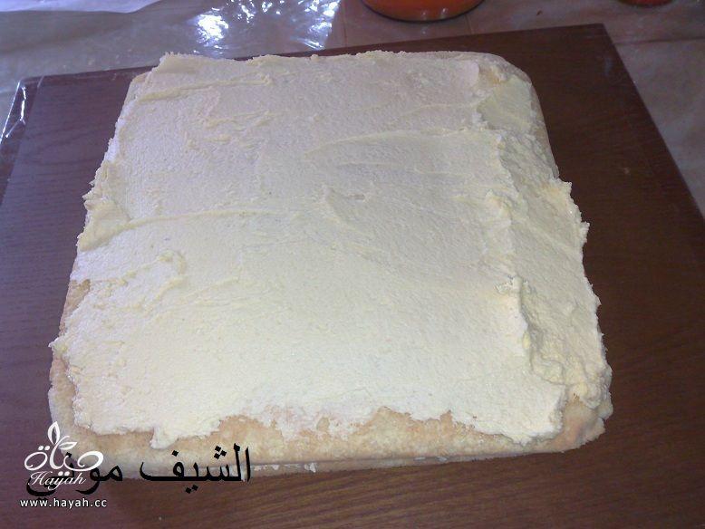 تورتة عيد الأم بالشوكولاته البيضاء والمالتيزرز من مطبخ الشيف موني hayahcc_1459858750_999.jpg