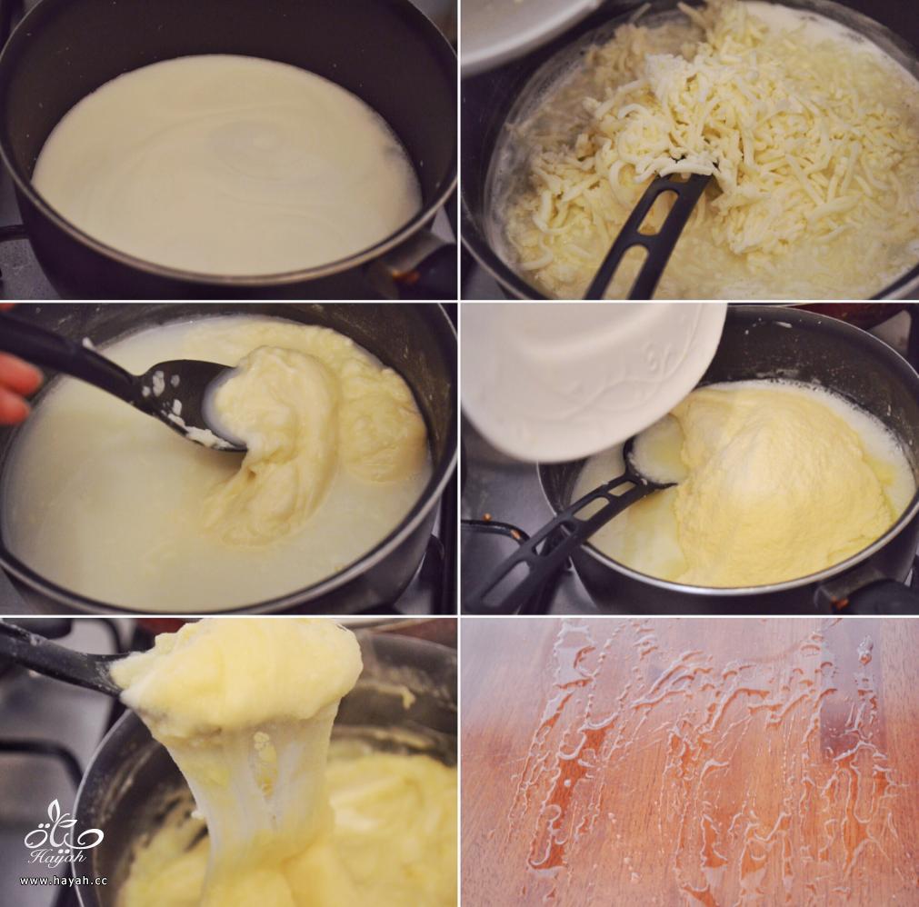 حلويات رمضانية شرقية: حلاوة الجبن بالفستق hayahcc_1496136139_792.png