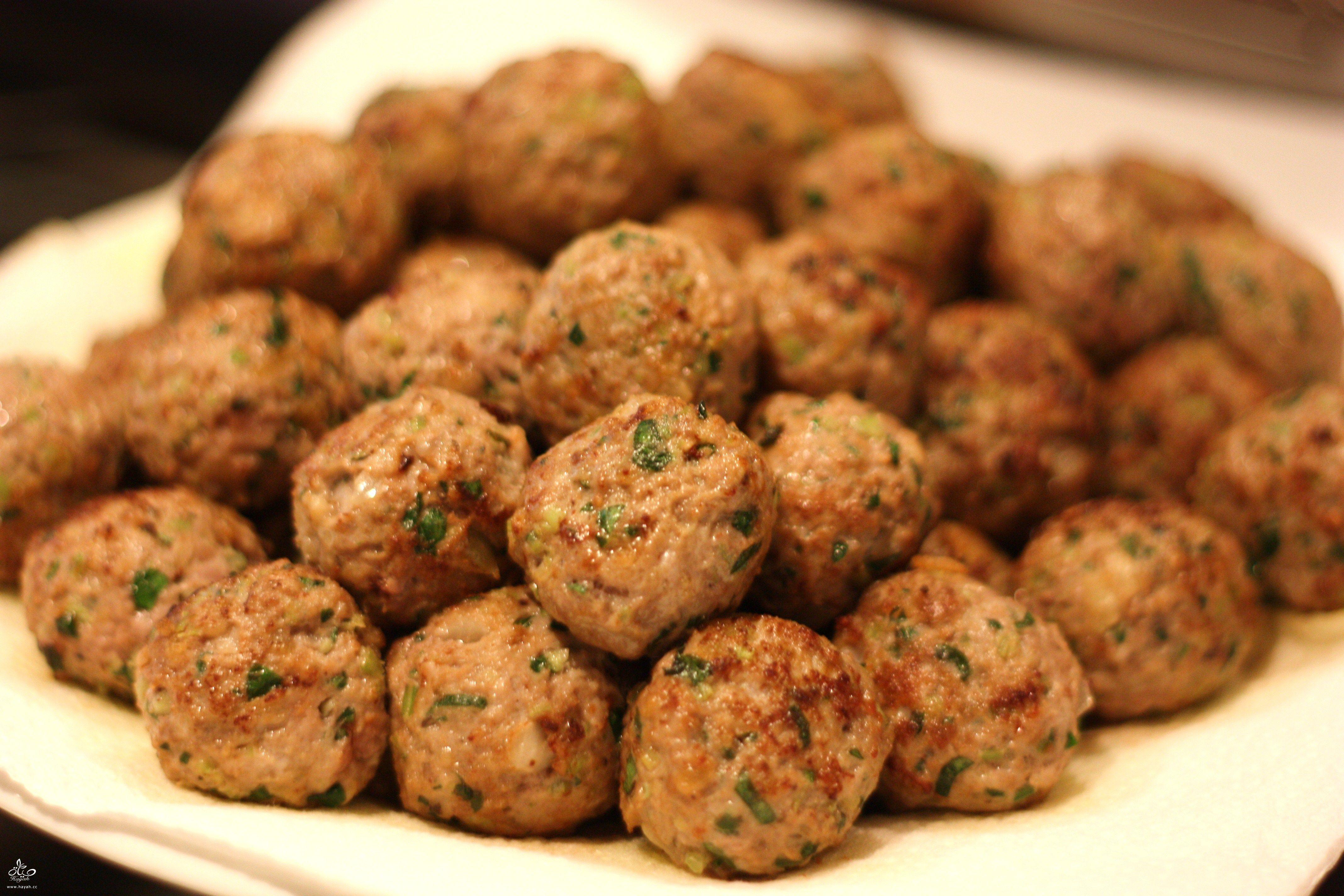 وصفة رمضانية: مكرونة بكرات اللحم والخضار المشوية اللذيذة hayahcc_1496138267_618.jpg