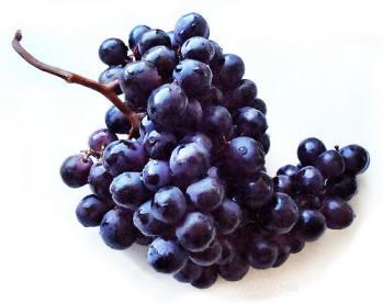 فوائد العنب الاسود
