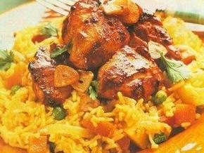 عمل برياني الدجاج 2013 - اكلات رمضان 1434
