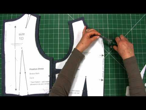 Sewing - Make Your Own Clothes - Part 4 - More Ways to Transfer Markings - Sewing Lessons